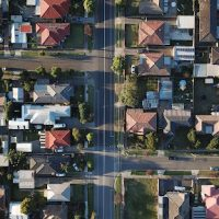 Aerial Image of Houses: Benchmarkpm
